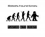 Robots Found Errors - Funtime With Crispy album